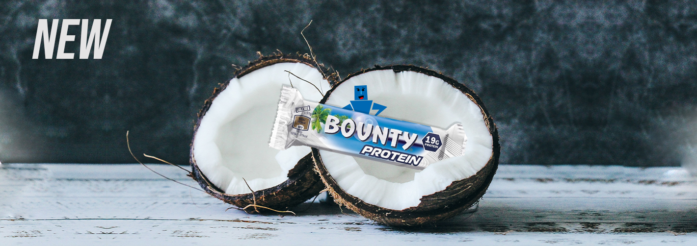 Bounty hi protein bar
