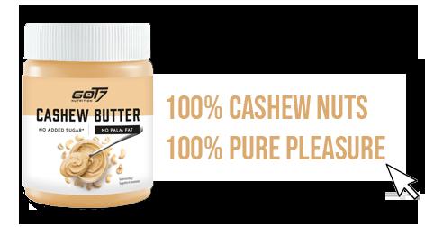 GOT7 cashew butter